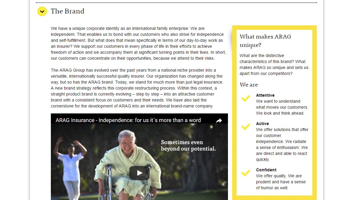 ARAG Articles and videos